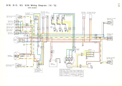 small resolution of kawasaki gt750 wiring diagram