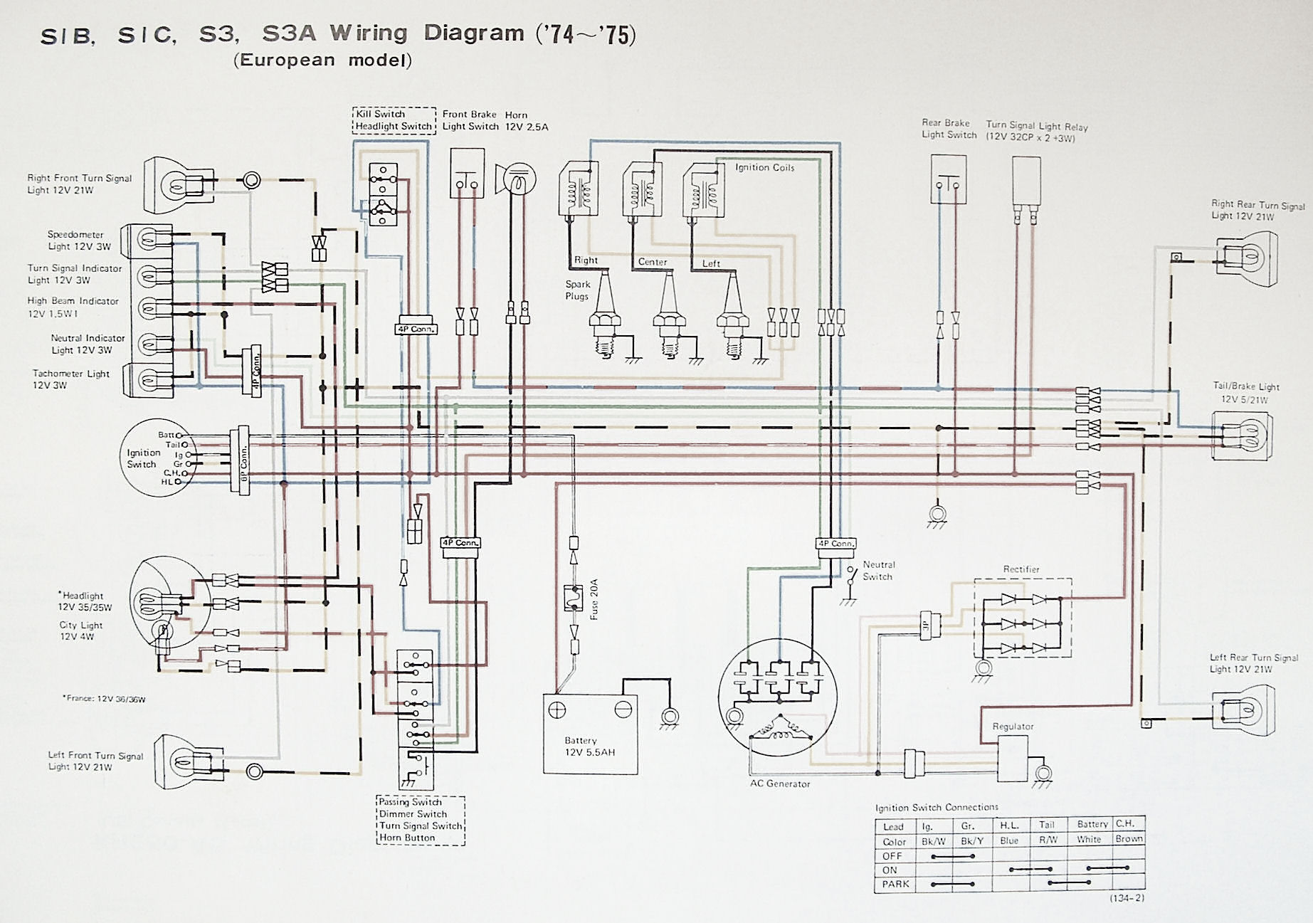 klf 300 wiring diagram for ramsey winch 1991 kawasaki bayou