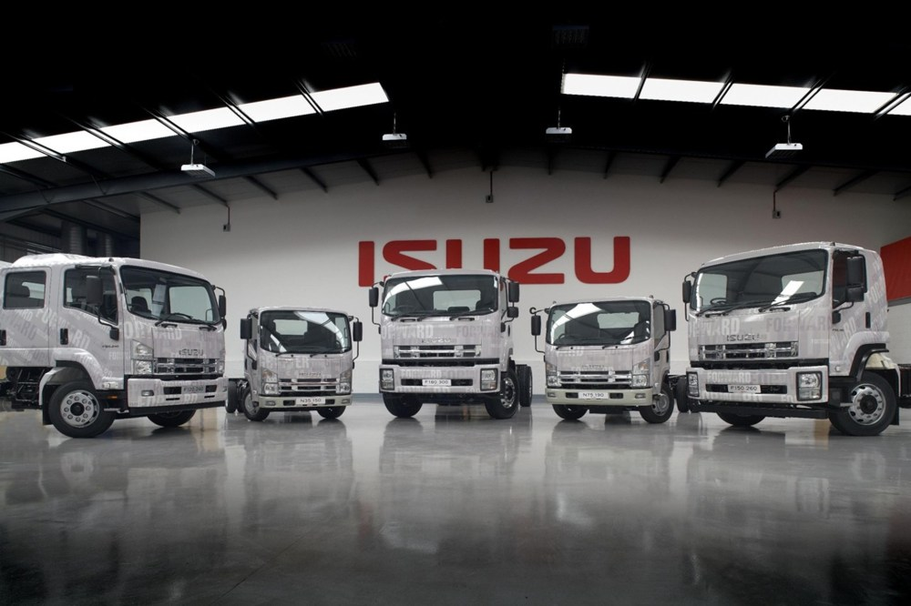 medium resolution of the long established family owned cordwallis group opened its doors as an isuzu truck dealer in reading and heathrow on monday 25th june