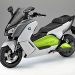 Bmw Motorcycles The New Bmw C Evolution