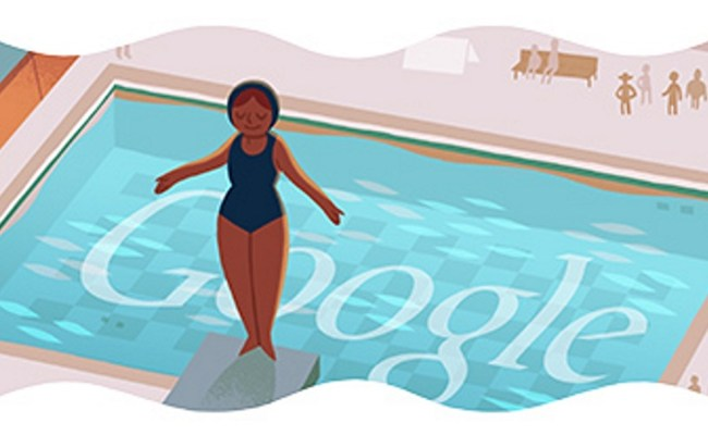 London 2012 Javelin And Olympics Google Doodles