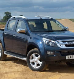 stephen briers fleet news editor commented the d max s five year 125 000 mile warranty and two year service plus competitive running costs swayed the  [ 1980 x 1253 Pixel ]