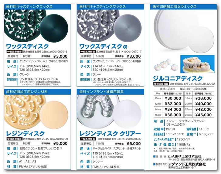 歯科材料を製造・販売する山八歯材工業が予想外の製品を出してきた件
