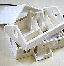 3D Drucker für Architekten - Die Zukunft hält Einzug