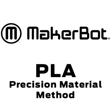 PLA Precision Filament MakerBot Method Material