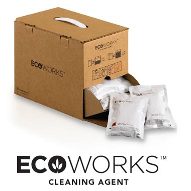 Ecoworks Tablets Cleaning Agent