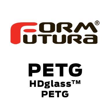 Formfutura HDglass PETG Filament
