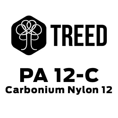 Treed PA 12 Carbon Filament