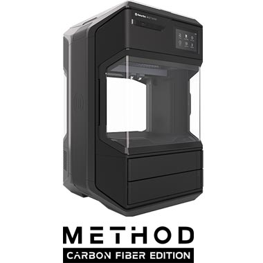 MakerBot Method Carbon Fiber Edition