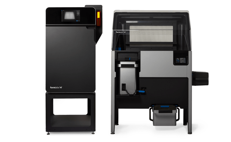 Formlabs Fuse 1 Fuse Sift Workflow