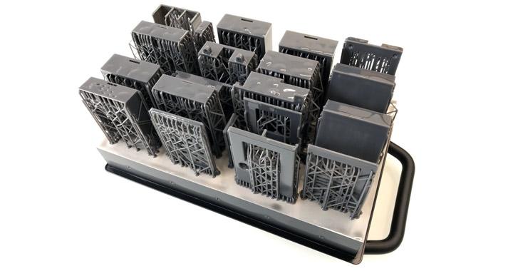 Form 3L SLA 3D-Drucker Produktion