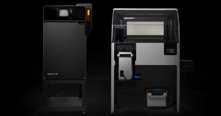 Formlabs SLS 3D-Drucker