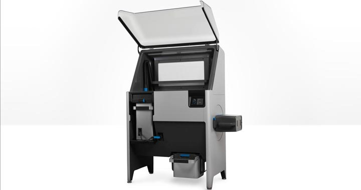 SLS 3D-Drucker Pulver-Rückgewinnung