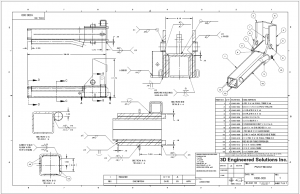 3D Engineered Solutions » Design & Drafting