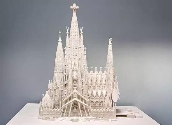 Mit 3D-Druckern die Welt der Architektur verändern