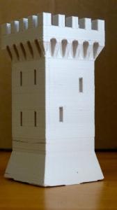 Zandsteen filament