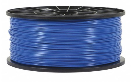 Blue PLA ABS 3D printer filament