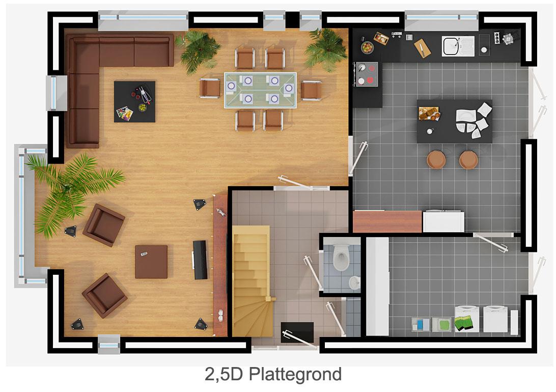 Plattegrond Woonkamer Maken : D ontwerp woonkamer maken jaimyinterieur interieuradvies
