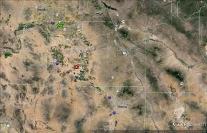 Arizona City to Phoenix