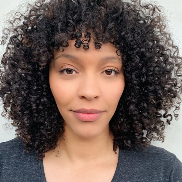 3 Tips For Cutting Bangs On Curly Hair Behindthechair Com
