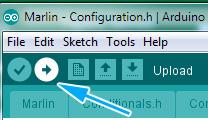 Marlin Firmware Config