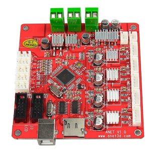 anet 3d printer board