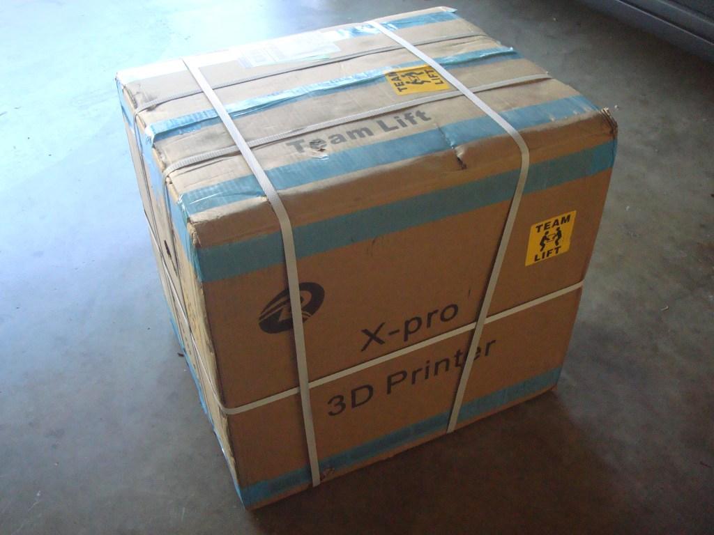 X-Pro 3d printer