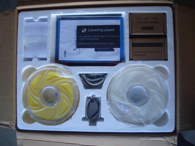 X-Pro 3d printer accessories