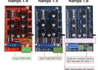 ramps 3d printer board