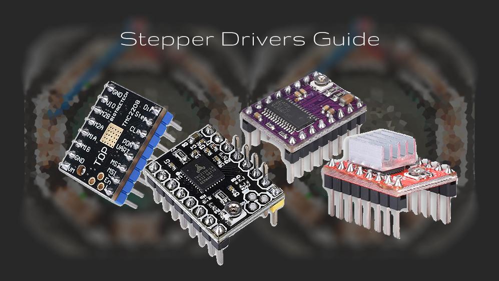 stepper driver 3d printer guide