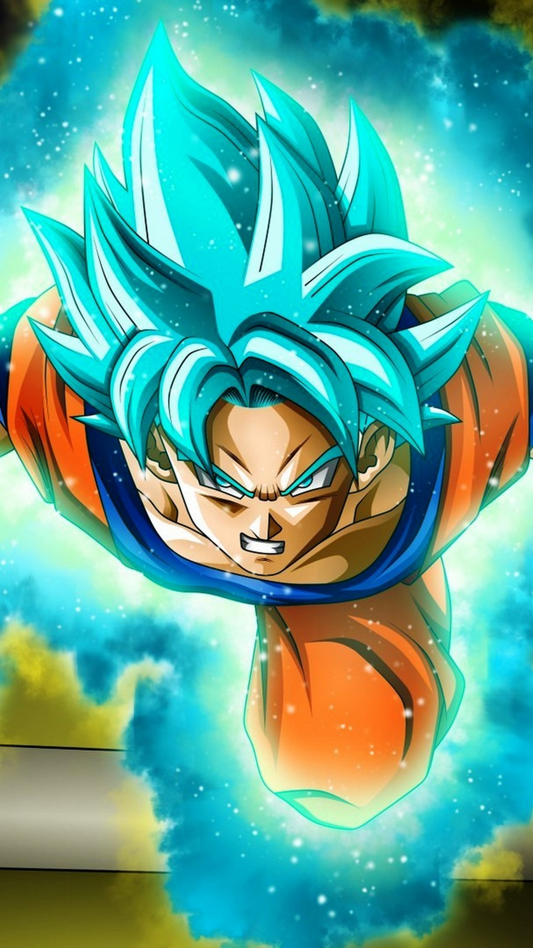 Iphone X Moving Wallpaper From Commercial Goku Ssj Wallpaper Android 2019 Android Wallpapers