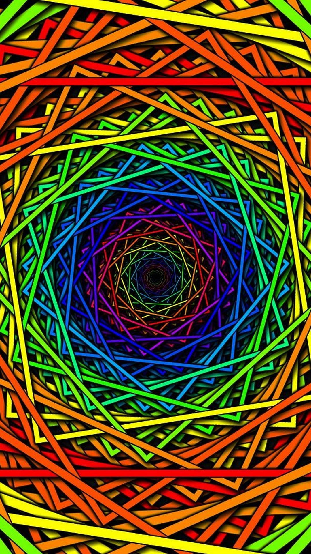 trippy colorful hd wallpapers