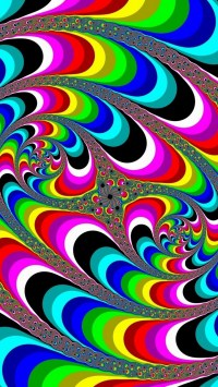 Trippy Colorful Wallpaper For Android - 2018 Android ...