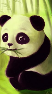 Cute Valentinesday Wallpaper Android Wallpaper Hd Baby Panda 2020 Android Wallpapers