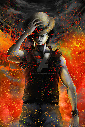 X Force Iphone Wallpaper One Piece 3dapic
