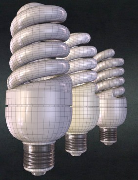 energy saving lamps by dennish2010