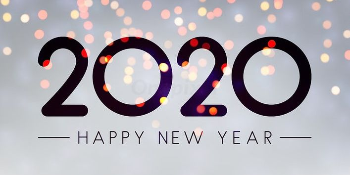 Happy New Year 2020.Happy New Decade.