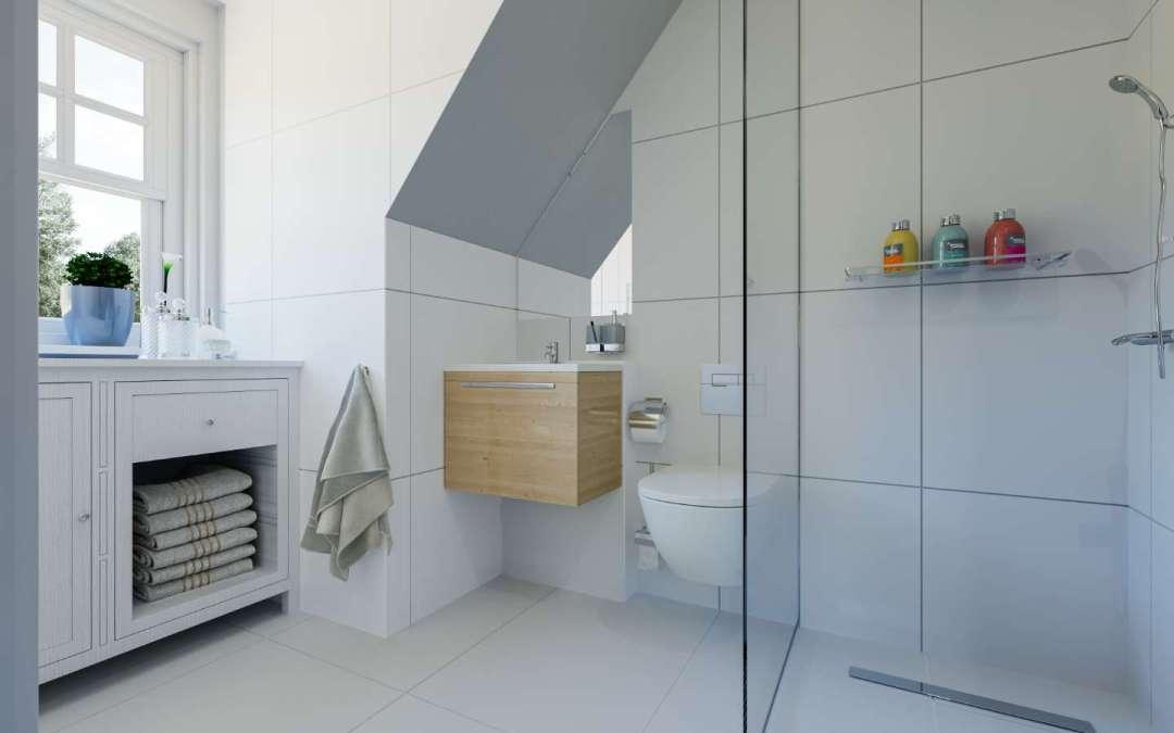 5 Ways to enhance small bathroom