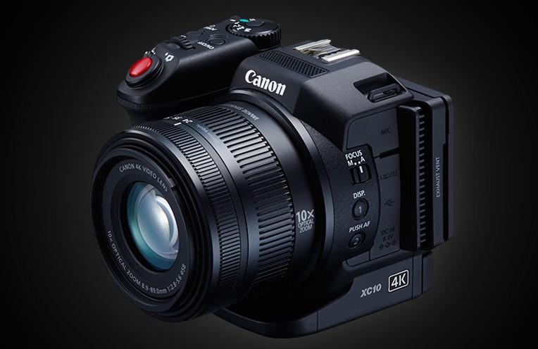 Canon 4K攝影機 XC10發表