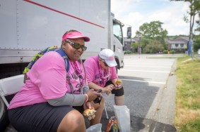 pink men 2013 Boston Susan G. Komen 3-Day Breast Cancer Walk