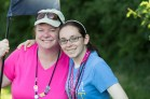 mother daughter 2013 Michigan Susan G. Komen 3-Day breast cancer walk