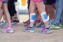 Muscle Patches for Walk and Run, Susan G. Komen 3-Day