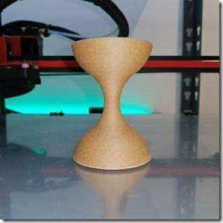 teste de filament 3d bois