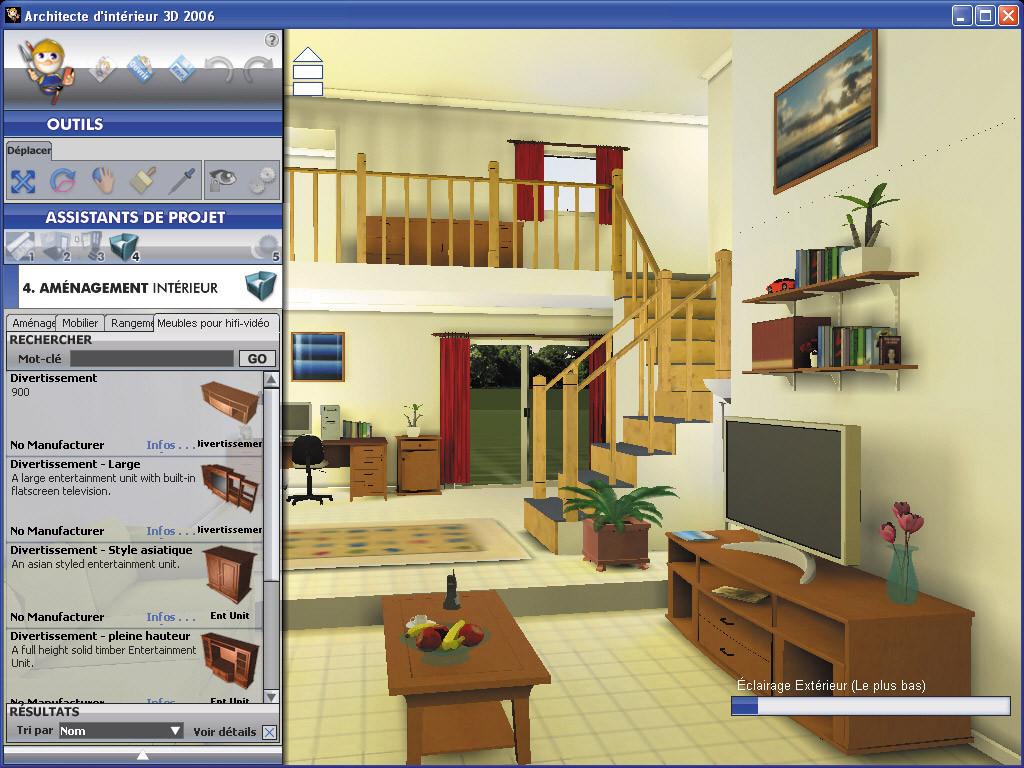 Plan maison 3d gratuit en ligne for Chambre 3d en ligne