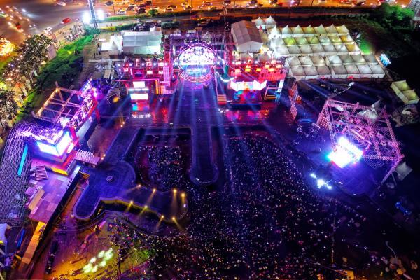 concert drone lyon