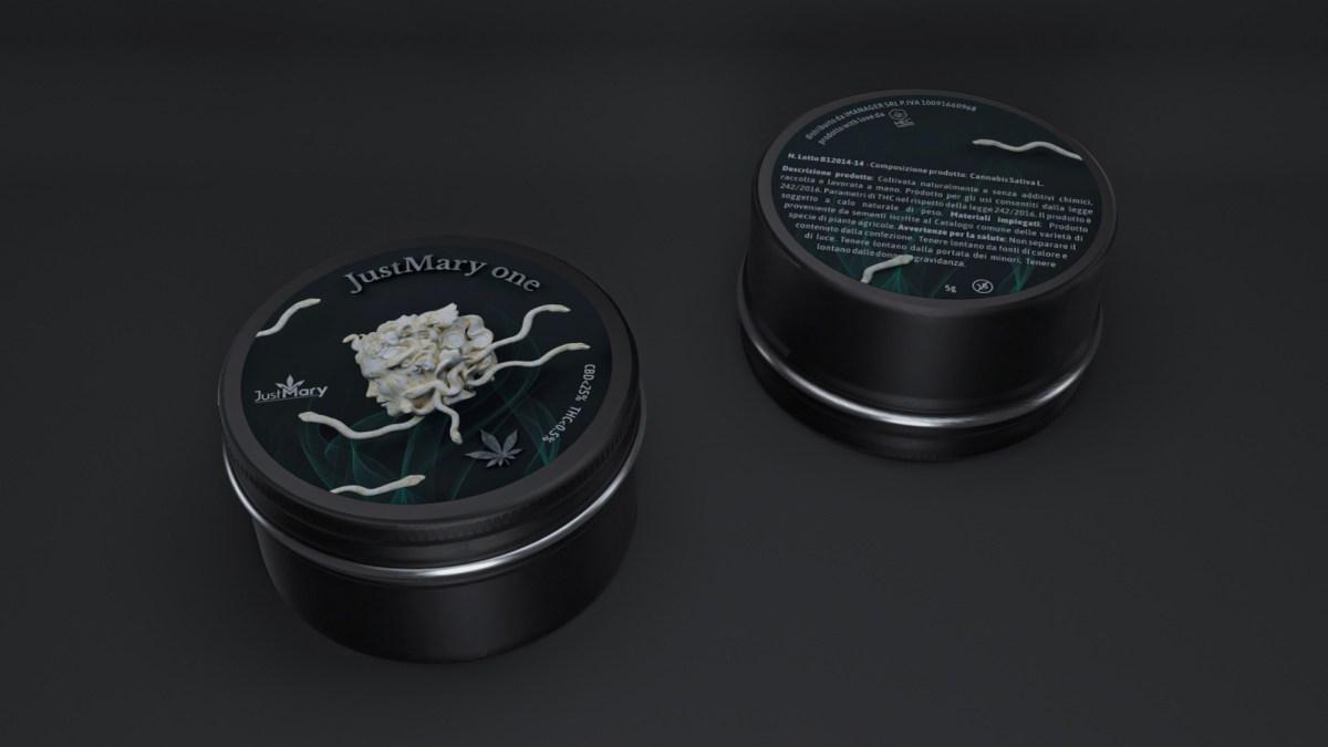 Packaging jm one