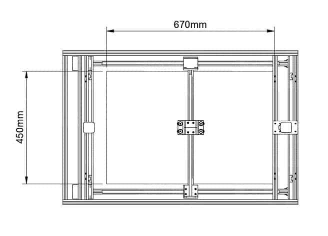 3d Printer Travel Dimensions