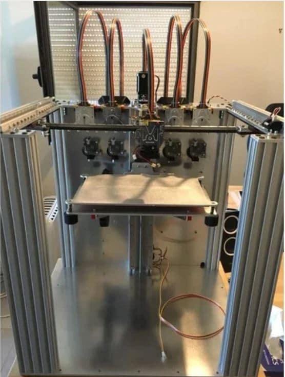 E3D Tool Changer CAD Files