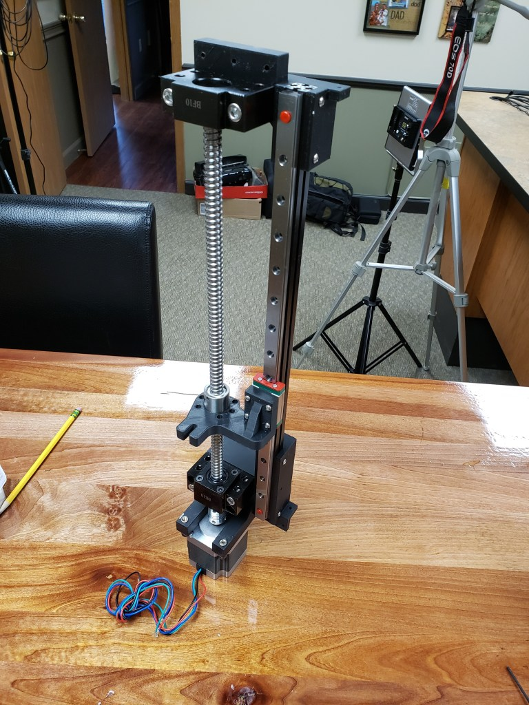 Large RailCore Z-Axis Yoke