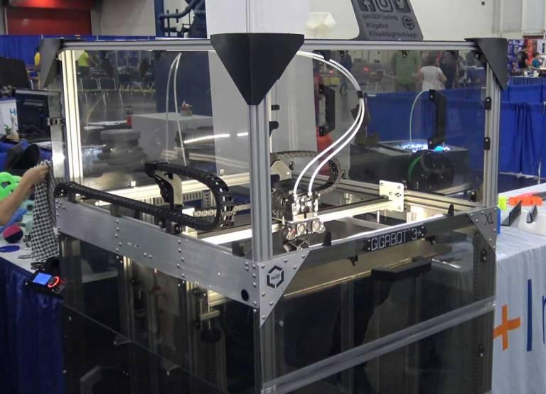 re:3d Gigabot 3D Printer